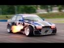 2JZ Anti-Lag FLAME THROWER BMW E36 Drifting - Nagy Ferenc | DRIFT MATSURI 2017