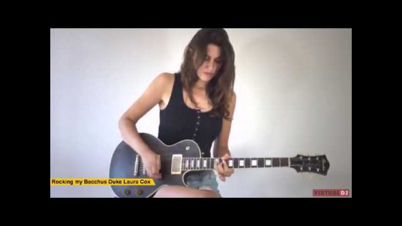 Best Female Rock Metal Quitarists Mega Video mix By Vdj Giannis Avgoustinakis