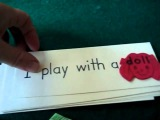 Preschool - Reading, Phonics Fill in blanks with singular or plural pictures to match sentences.