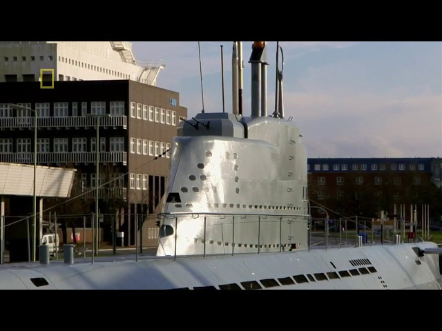 Суперсооружения третьего рейха. Субмарины Гитлера