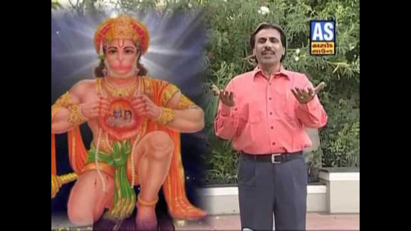 Hanumanji Na Prabhatiya | Mune Sapanu Avyu Veli Savar Nu | Arvind Barot - Mina Patel