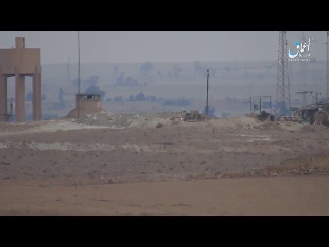 IS tiêu diệt một súng 57mm của SAA