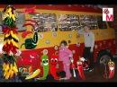 Vlog влог челлендж горький перец кишинев распиленный автобус пробуем национальны