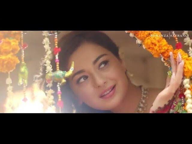 Mere Rashke Qamar - Hania Amir and Husnain Lehri - Full HD Video Song - Best Pakistani Song