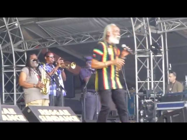 Big Youth - S90 Skank @ Reggae Sundance 2014