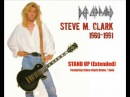 Def Leppard Stand Up Extended Featuring Steve Clark Demo Solo