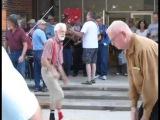 The grandad Shuffle off parov stelar - booty swing