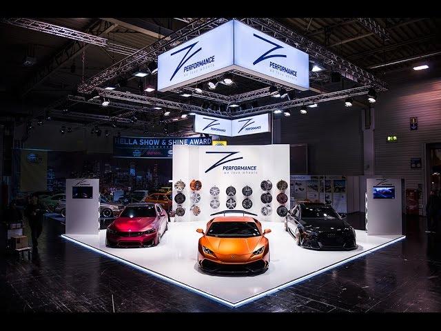 ESSEN MOTORSHOW 2016 | Z-Performance Wheels