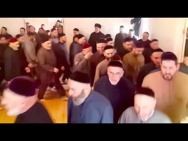 Tell Me Where the Freaks At!? (Muslim Dance Party)