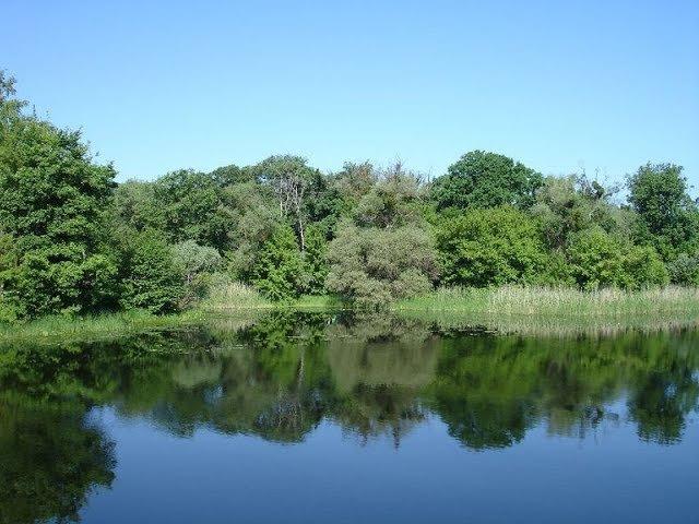 Природоохранные территории Харьковской области