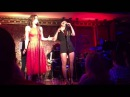 Melissa Benoist Singing with Laura Benanti at Feinstein's/54 Below