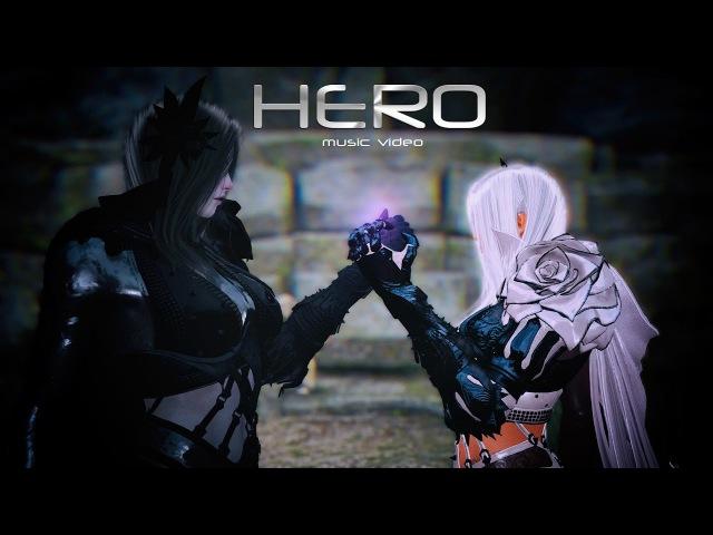 Black Desert Music Video HERO