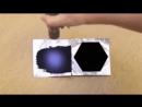 Vantablack - самое черное из известных веществ. Поглощает 99,965 % света