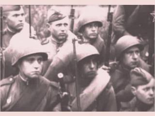 Песни о нас, о нашем прошлом. Простой солдат. Автор Евгений Шилов