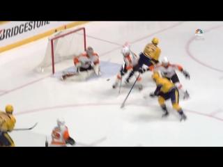 Нэшвилл - Филадельфия 4-2. 5.12.2016. Обзор матча НХЛ