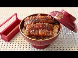 Японская еда из порошка. Уна-Дон.