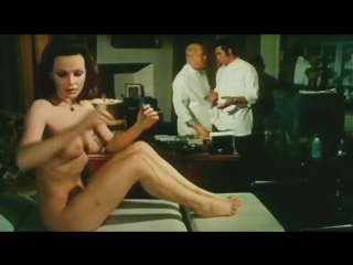 """Х/Ф """"Доктор Пополь"""" (Франция - Италия, 1972) Черная комедия, малоизвестный у нас фильм, в главной роли Жан-Поль Бельмондо."""