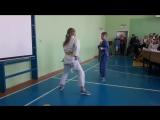 выступление в 24 школе моя дочь Юлиана