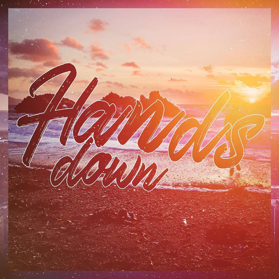 Hands Down - Hands Down [EP] (2017)