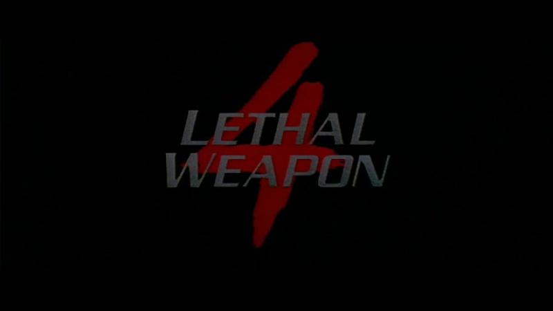 Смертельное Оружие 4 Lethal Weapon 4 1998 Трейлер 360