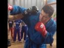 Антон Алиханов, посетил мастер-класс 6-кратного чемпиона мира по тайскому боксу Артёма Левина