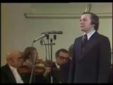 В городском саду. Поёт Геннадий Белов, 1978