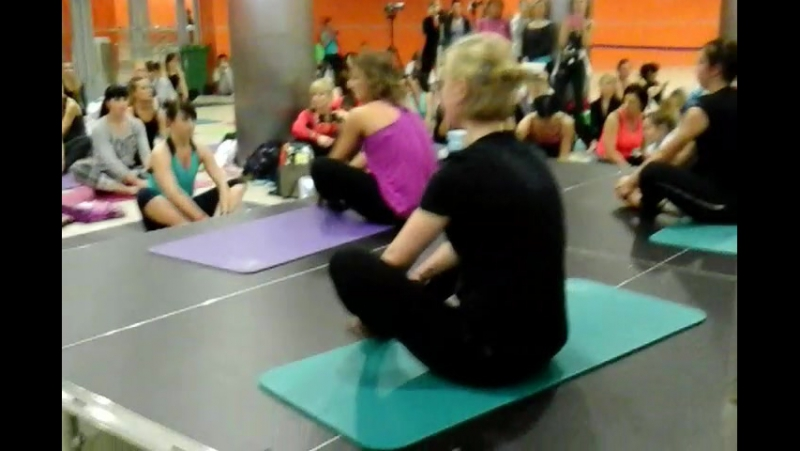 Dinamic Stretch,Mioff 2016,Москва