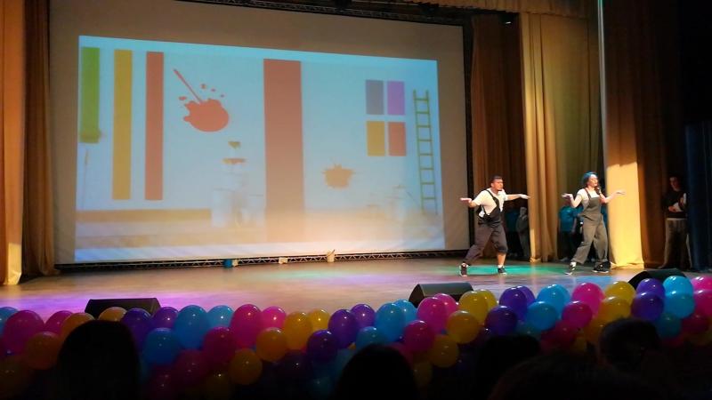 Тарас і Надія Близнюки, викладачі школи сучасного танцю Step by step