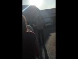 Дэниел на съёмочной площадке сериала «Медичи: Повелители Флоренции» в Риме, Италия | 4.09.17