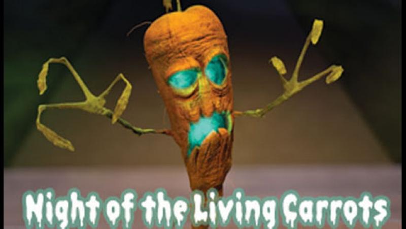 Монстры против Пришельцев - Ночь Живых Морковок / Night of the Living Carrots 2011.