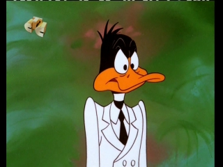 Даффи Дак: Фантастический остров / Daffy Duck's Movie: Fantastic Island } [ДОХАЛОВ] VHS