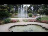 Танцующий фонтан. Лебединое озеро. Вилла Эфрусси-де- Ротшильд. Кап-Ферра. Лазурный берег. Франция. сент.2016