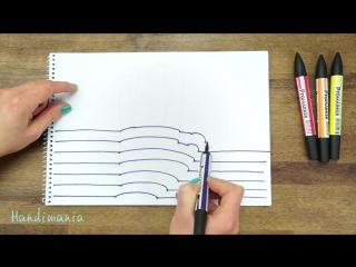 3D-рисунок своими руками