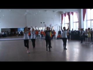 5Б - Большие танцы школа 44 2016 г