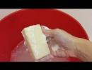 АСМР / ASMR Мылю размокшее мыло нмжк банное