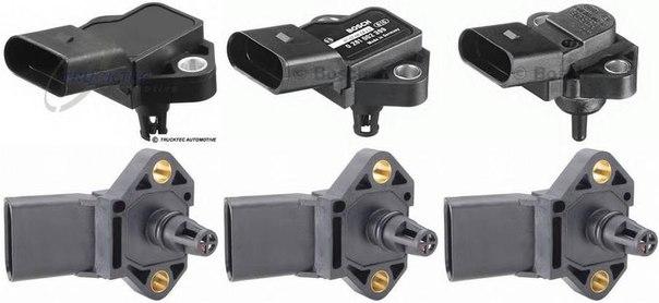 Датчик, давление наддува для AUDI A2 (8Z0)