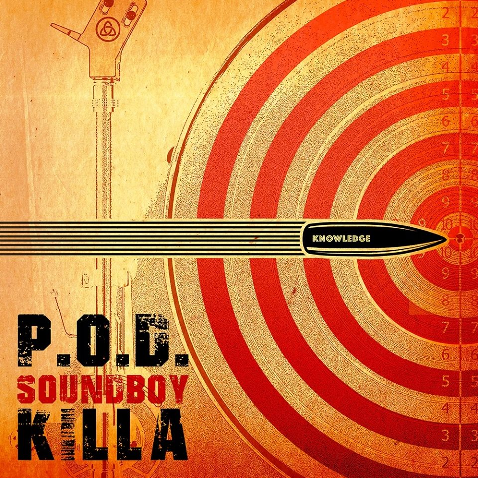 P.O.D. - Soundboy Killa [Single] (2017)