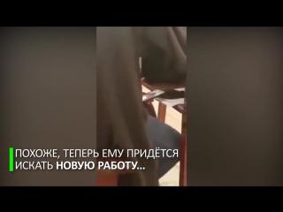 Адвоката поймали за просмотром откровенных видео