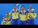 Денис Дубров призер літніх Паралімпійських ігор