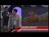 Африканский священник совершает чудо