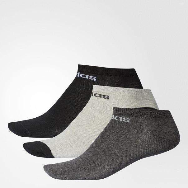 Три пары носков Colorblock