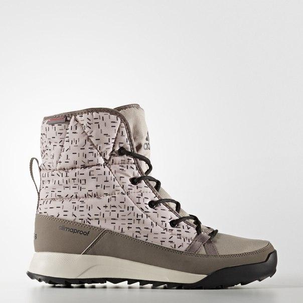 Утепленные ботинки Choleah