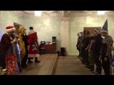 Вручение подарков кадетам ВПК