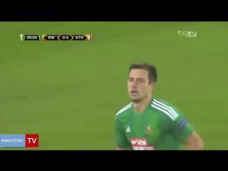Resumen: Rapid de Viena 1 - 1 Athletic - Europa League