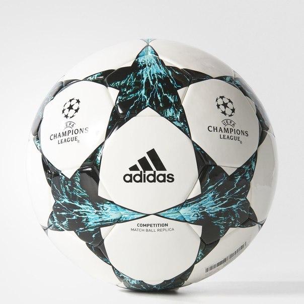 Футбольный мяч Finale 17 Competition