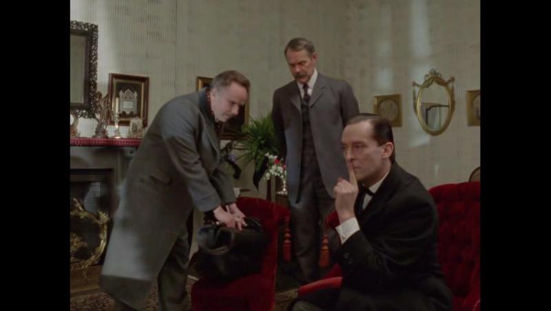 Возвращение Шерлока Холмса.Убийство в Эбби-Грейндж(Англия.Детектив.1986)