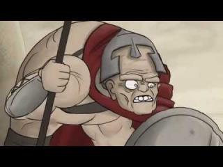 Как следовало закончить фильм- 300 спартанцев