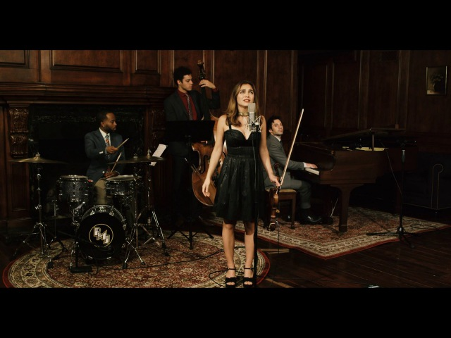 ...Baby One More Time - Vintage Cabaret Britney Spears Cover ft. Ada Pasternak