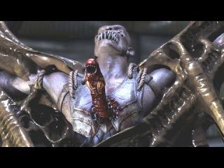Mortal Kombat XL - Alien Chestburster on All Characters/NPCs (Including Baraka)
