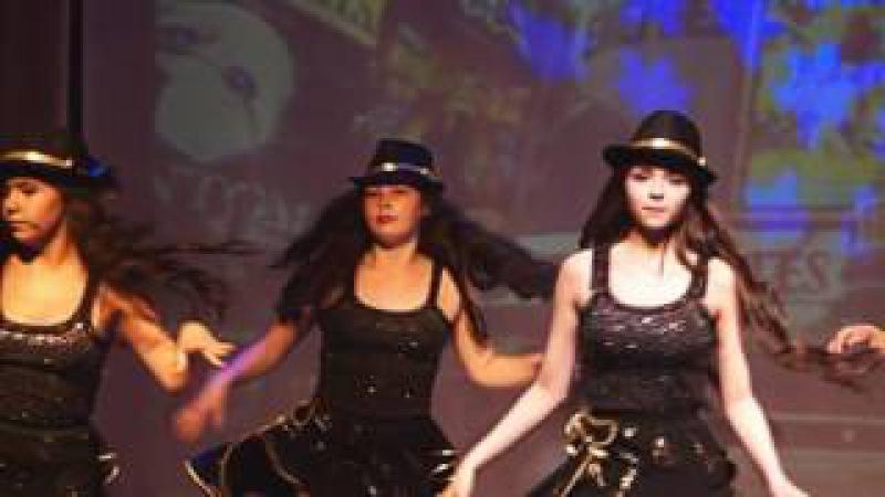 Отчетный концерт танцевально-спортивный клуб Созвездие 31 мая 2016